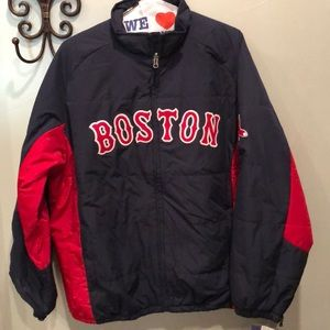 Men's Boston Red Socks Jacket
